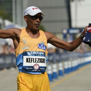 "Meb Keflezighi: ""It's always humbling to wear the red, white and blue"""