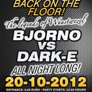 The-Site vol 13 - Dark-E Vs Bjorno
