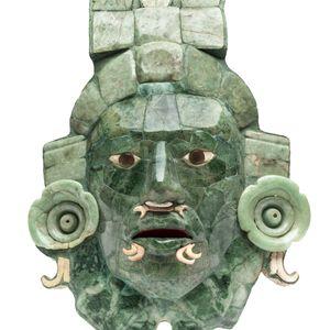 Expo. La Máscara de Calakmul