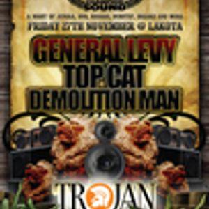 "DJ Embassy & Demolition man Live at ""Champion Sound"" Bristol"