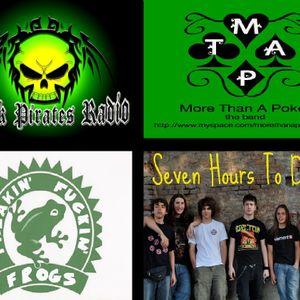 1° Black Pirates Radio Live Show (28.01.2012) @Suelo
