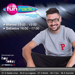 Jacobo Padilla @locafunradiotenerife Programa 005 Martes 29-01-2013