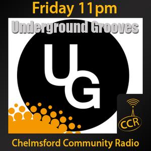 Underground Grooves - @GrooveSoundsUK - Underground Grooves - 07/11/14 - Chelmsford Community Radio