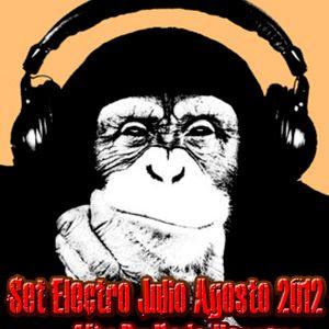Set Electro Julio Agosto 2012 - By Rodo