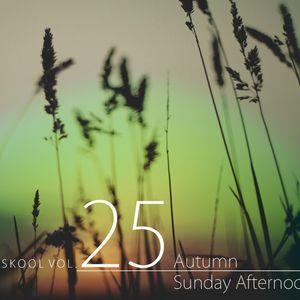 Myskool Vol. 25 Autumn Sunday Afternoon