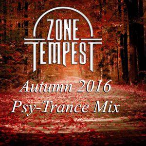 Zone Tempest - Autumn Psy-Trance Mix 2016