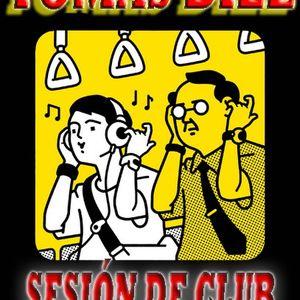 SESION DE CLUB con TOMAS DIEZ #5 (14 Oct '12) www.SOLOELEKTRONIKARADIO.com