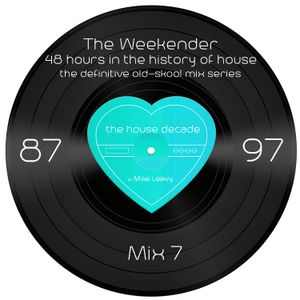 The Weekender Mix 7 – Stylish, Soulful, Rocking