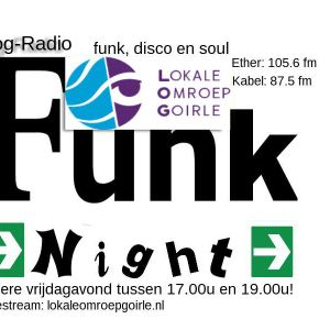 Log-Radio Funk Night aflevering 170 31-03-2017 256kbps