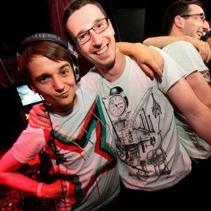 Cien Klub pres - DJ Ian & Dolby S. b2b live mix - 3.11.2012