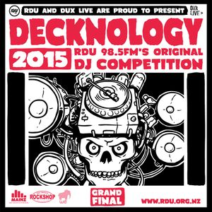RDU Decknology 2015 Grand Final set: Maersk