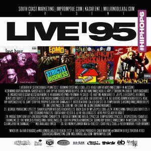 LIVE '95 #HIPHOP6