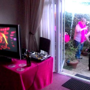 Eileen's Pink Party 2012