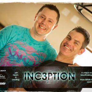 INC3PTION 2012 ~ Cornel Back2Back Brandon