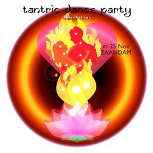 Tantric Dance Party - Zaandam 25 nov 2016
