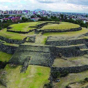 Cuicuilco, primer sitio arqueológico de arquitectura monumental en la cuenca de México