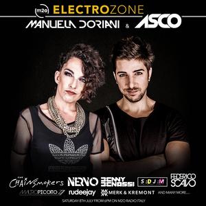 ASCO @ m2o ElectroZone 08-07-17
