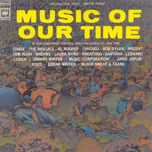 Music Of Our Time [South Africa 1971] CBS Sampler