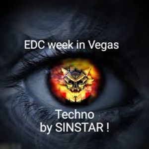 EDC week Techno Mix by Sinistar.jUNE 2016