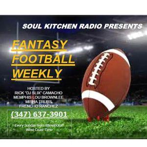Fantasy Football weekly 2016