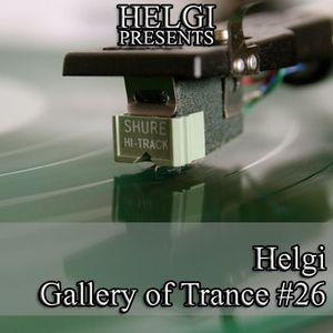 Helgi - Gallery of Trance #26
