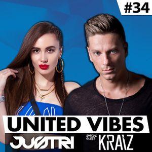 Justri - United Vibes #34 guest Kraiz