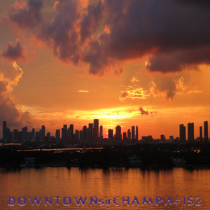 #152 ~ DOWNTOWN
