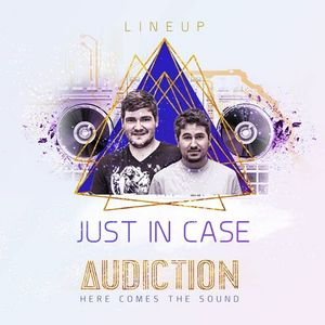 Just in Case playing @ Audiction Party 07-02-2016
