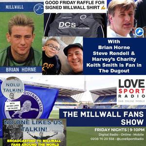 Millwall No One Likes Us Talkin Live at Love Sport Radio 12 April 19