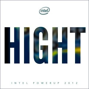 Intel PowerUp 2012 DJ Competition Mix (WINNER) - Gingy & Bordello, Tiga, Hot Chip, New Order