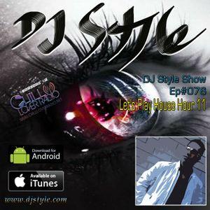 DJ Style Show Ep 076