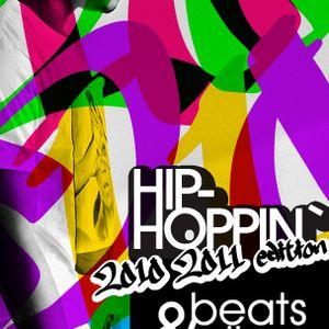 Hip-Hoppin Beats&Vibes - 2010-11 edition - selection by Denitza @ RadioNeko