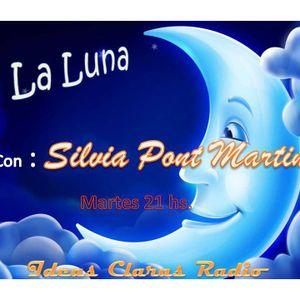 La Luna con Silvia Pont Martin.dia 9 de julio