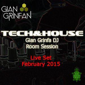 Tech&House Live Set February 2015
