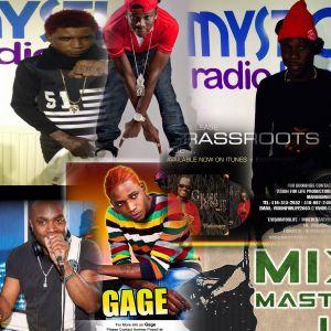 Mixmaster J interviews Stonebwoy / Visionary / Gage LIVE on Mystic Radio