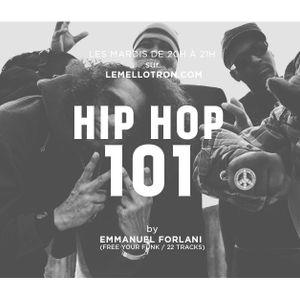 Emmanuel Forlani - HIPHOP101 - 050 - Best of 2016
