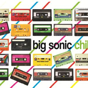 Big Sonic Chile VOl. 1  recorded @ libertad 1580 GDL Mexico.