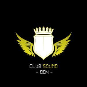 Club Sound 004 - mixed by DJ Kia 2009