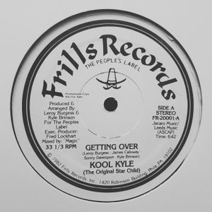 """Dr. J Presents... """"Rap Recipes"""" Volume 2 (Kool Kyle - The Making of """"Getting Over"""": Frills 1982)"""