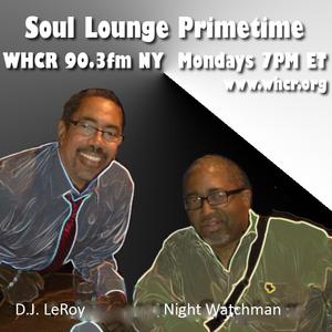 Soul Lounge Primetime  (WHCR 90.3FM) 08-21-2017: Interview w. Marie Poncé - Open Artist NYC