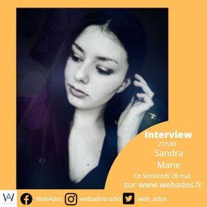 Interview Sandra Marie 28-05-2021