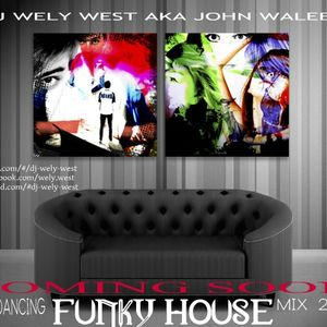 DJ WELY WEST- LET'S DANCING ( FUNKY HOUSE MIX 2013 )