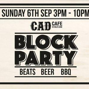 CAD CAFE BLOCK PARTY - JNR - Pt.4