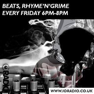 Beats, Rhymes & Grime with Angelle on IO Radio 131017