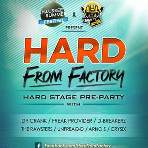 promo mix #crysix -hard from factory
