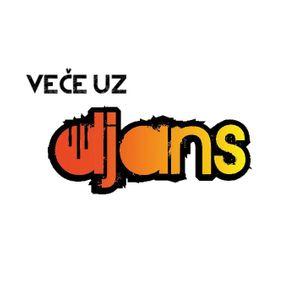 Veche Uz DJans 13 (nedeljom od 22 sata, radio B92)