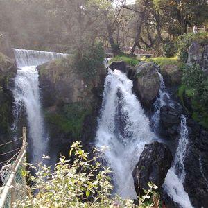 Paseos culturales: cascada de Quetzalapa, Puebla