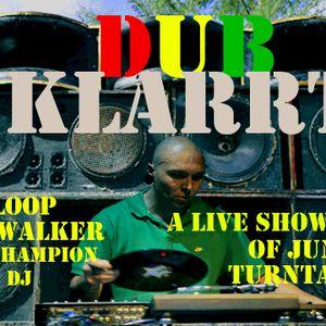 Blood Fiyah Drum n Bass Jungle Dub Klarrt Mix