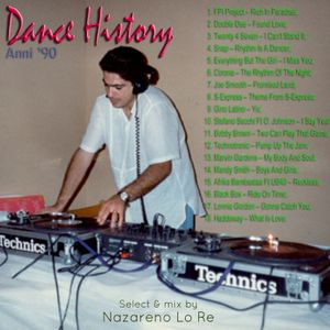 Dance History Anni '90