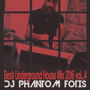 Best Underground House Mix 2016 vol...4